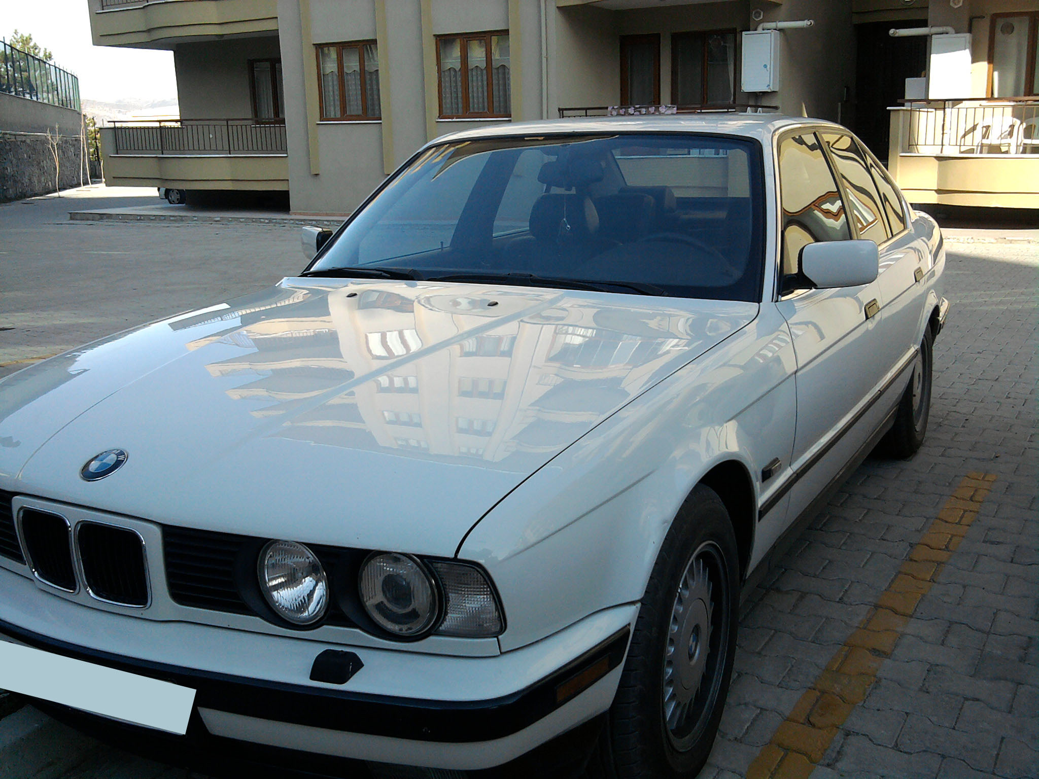 Bmw 5.20 ia Business Edition 1994 model