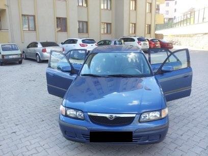 Mazda 626 1998 model