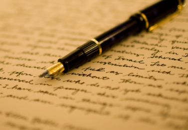 Öğrencime Mektup