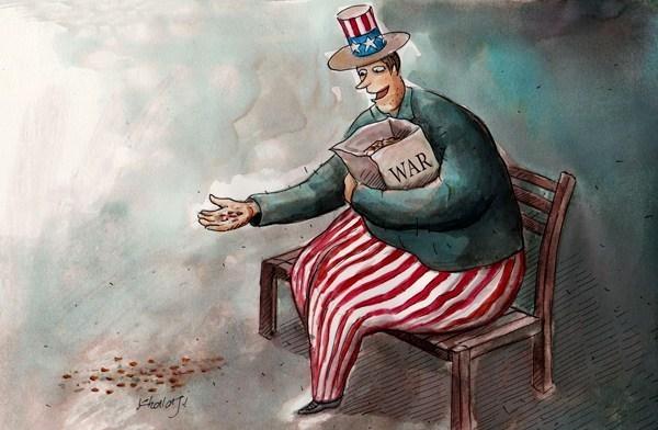 Dünyanın Kabadayısı Amerika