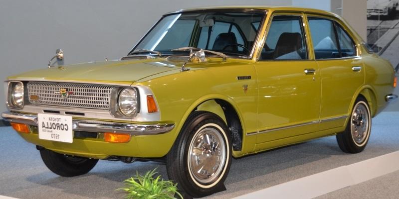 2. Nesil Toyota Corolla