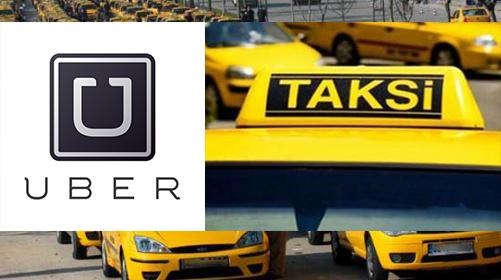 Uber Gitti Kavga Bitmedi